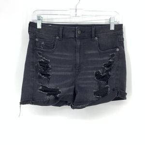 American Eagle Outfitters 8 High Rise Denim Short
